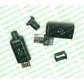 MicroUSB M коннектор